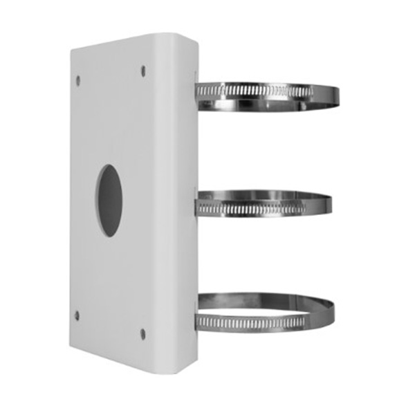 UNV Pole Mount for PTZs Steel