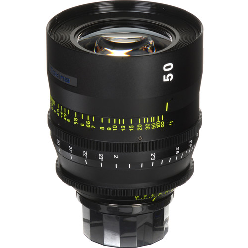 Tokina Cinema Vista 50mm T1.5 Lens for PL Mount