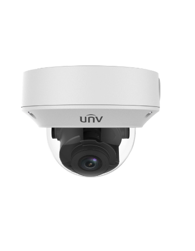 UNV 8MP IP67 IR 2.8-12 mm Motorised Dome Camera - New