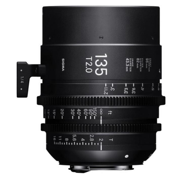 Sigma 135mm T2 FF High Speed Prime Cine Lens