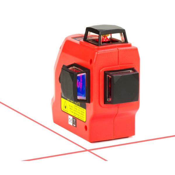 TUF 3-Plane Cross Line Laser Level