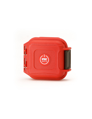 HPRC 1100 - Memory Card Case (Red) **