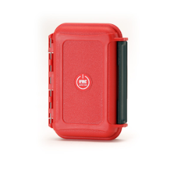 HPRC 1300 - Memory Card Case Empty (Red)