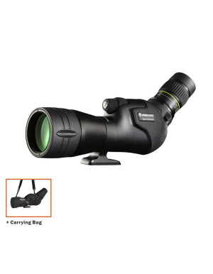 Vanguard Endeavor HD 65A 15-45x65 Angled Spotting Scope