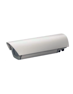Videotec HEG Housing 365MM with Sunshield & Heater 12V DC / 24V AC