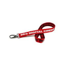 RED DIGITAL CINEMA LANYARD