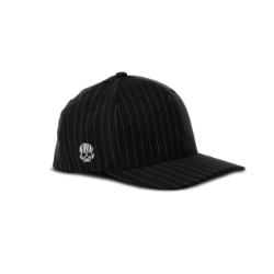 WEAPON 8K REDFLEX FITTED CAP Black S/M