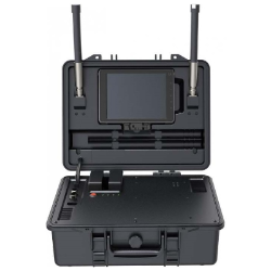 DJI Aeroscope Mobile Drone Detection System