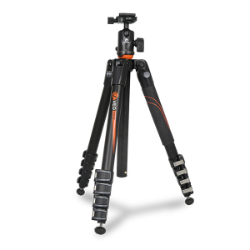 Vanguard Veo 265AB Tripod with TBH-50 Ball Head
