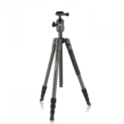 Vanguard Veo 2 204AB Tripod with Ballhead (Black)